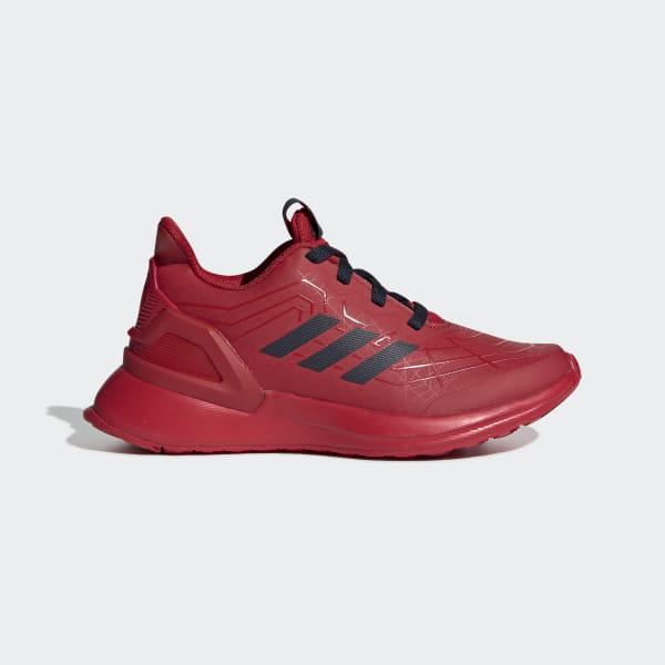 Man RotAustria Adidas Spider Rapidarun Marvel Schuh BodWxrCe