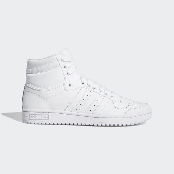 Ten Hi Top Blanc AdidasFrance Chaussure WCexBrdo