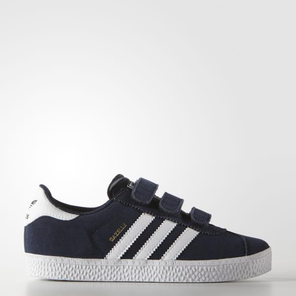 Velcro Gazelle AdidasPeru 0 Zapatillas 2 Niños Azul 7Ifgyvm6Yb