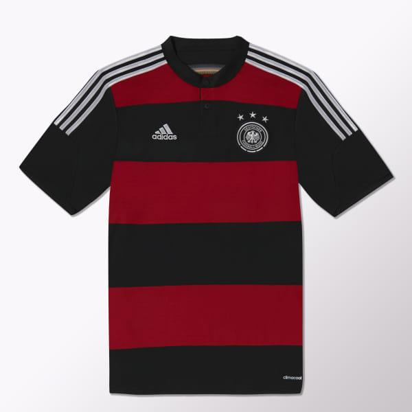 Visitante Selección Alemana De Camiseta NegroColombia Adidas Fútbol 5R4jAL