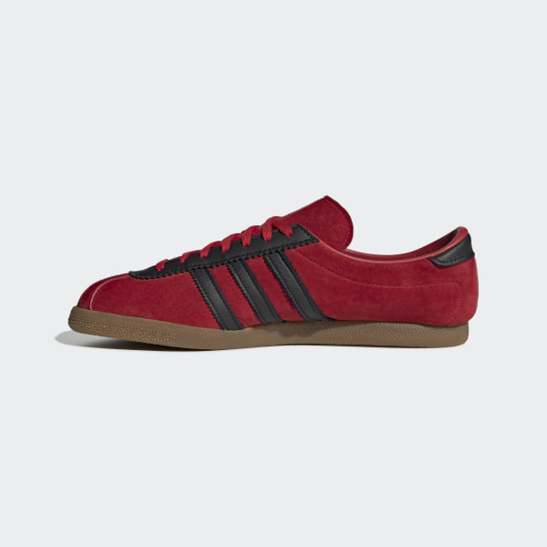 London AdidasFrance Rouge Chaussure Chaussure London Rouge b7vfgY6y