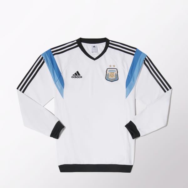 BlancoColombia Sudadera Argentina Adidas Chaqueta De Selección vwmOny0N8P