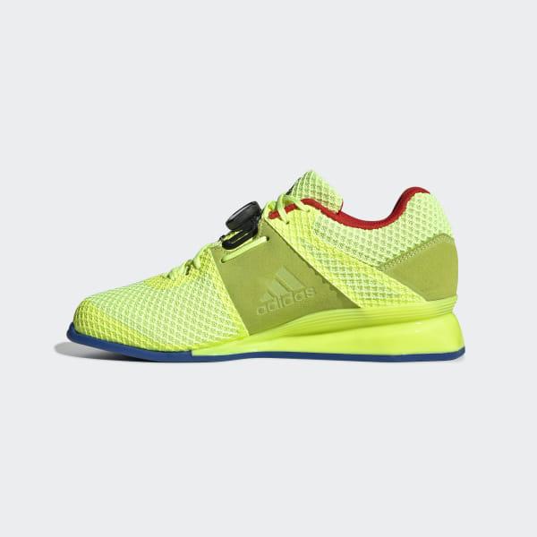 AdidasFrance Leistung Ii 16 Boa Chaussure Jaune TcuFKl135J