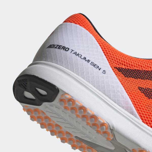 5 Takumi Chaussure Sen Blanc AdidasFrance Adizero ARqLc435j