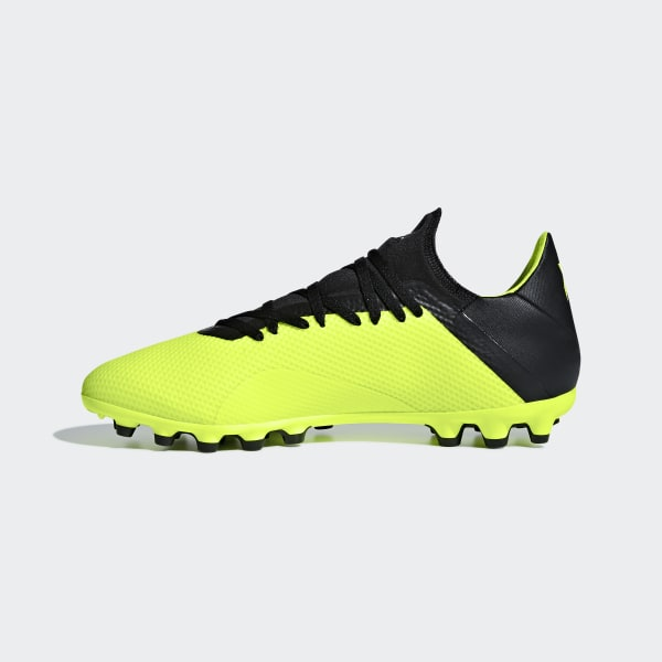 Chaussure 3 X Terrain Synthétique AdidasFrance Jaune 18 EHIWD29