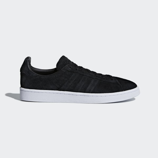 And Shoes Stitch Adidas Turn BlackUs Campus l1FJcTK