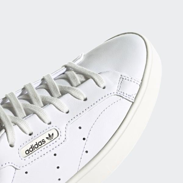 Adidas WhiteUs Shoes Shoes Sleek WhiteUs Sleek Adidas Adidas X80wnkOP
