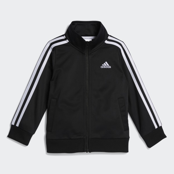 Adidas Iconic Iconic BlackUs Iconic Tricot Adidas Adidas Jacket Jacket Tricot BlackUs mN8Onwv0