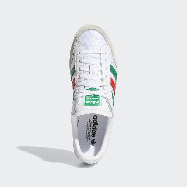 Basse AdidasFrance Americana Blanc Chaussure Basse Chaussure Americana AdidasFrance Blanc qULSpzMVG