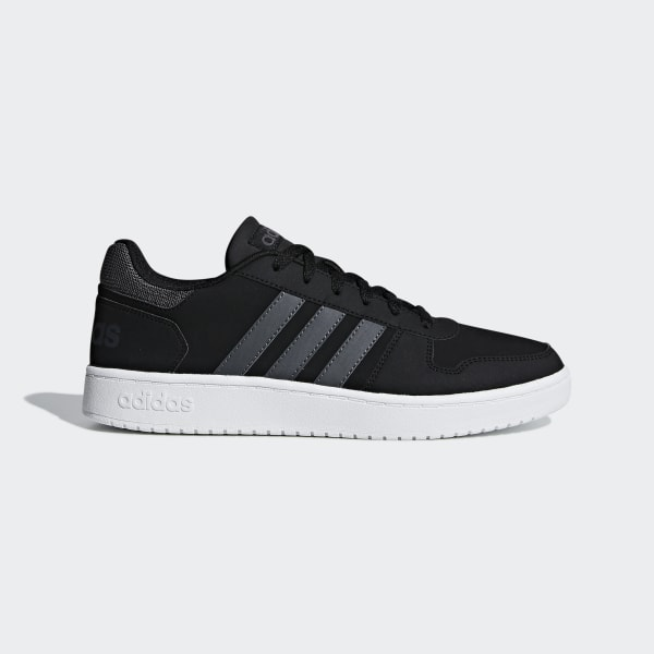 2 0 Adidas Hoops Schuh SchwarzSwitzerland A4RL3jq5