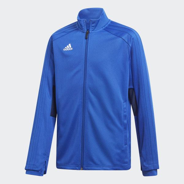 Azul Chaqueta AdidasEspaña Entrenamiento 18 Condivo 0wPZNOXkn8