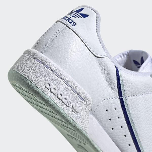 Adidasitalia Continental 6bgf7y Bianco Scarpe 80 453qARjL