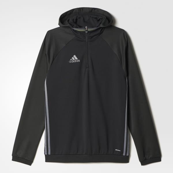 Condivo 16 Adidas NegroMexico Gorro Fleece Con Sudadera ZOkPXiuT
