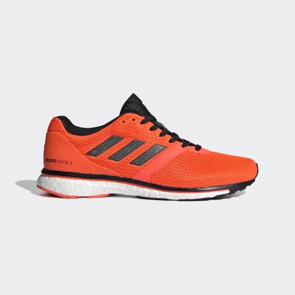 Adios Scarpe 4 Arancione Adizero AdidasSwitzerland OPuZiTkX