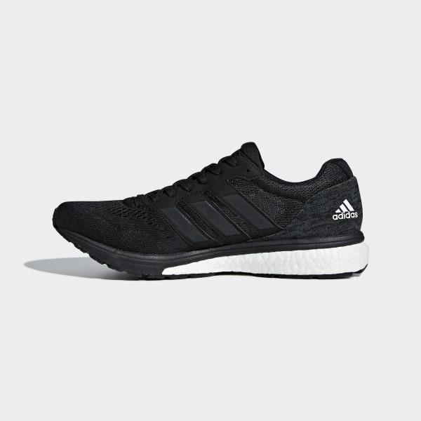 Shoes Adidas 7 Boston Adizero BlackUk DI9E2YWH
