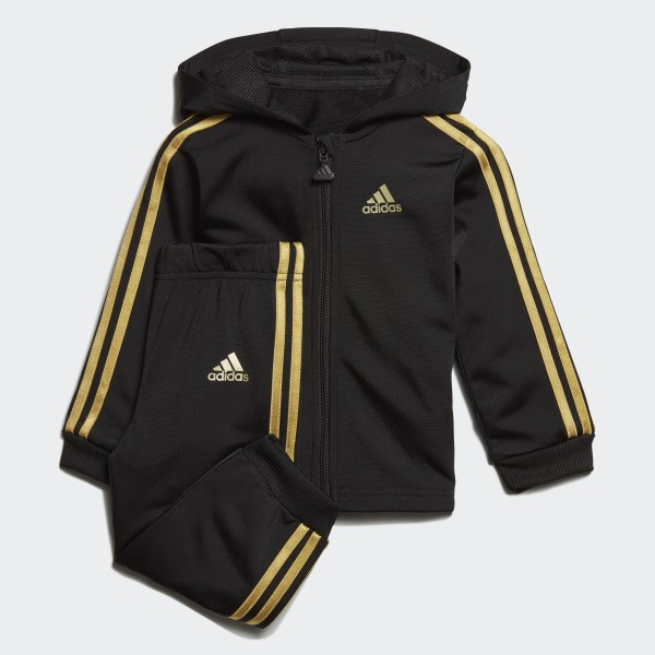 Shiny Ensemble Hooded AdidasFrance Noir deBoxC