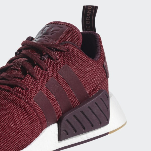 Rouge Chaussure AdidasFrance Nmd r2 HE29DI