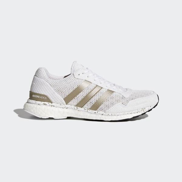 3 Adidas Adios Us White Shoes Adizero 1xA4qwz
