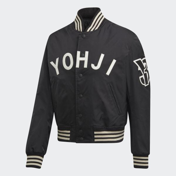 3 Noir Yohji Veste Y Letters Bomber AdidasFrance BoQedCxrWE