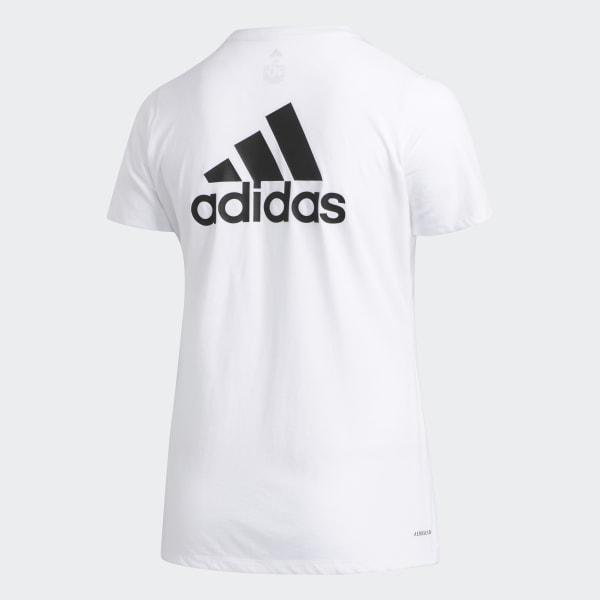 adidas Essentials T Shirt – Große Größen Rosa   adidas Austria