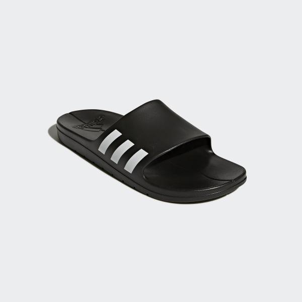 a383d1f340e2 adidas Aqualette Slides - Black