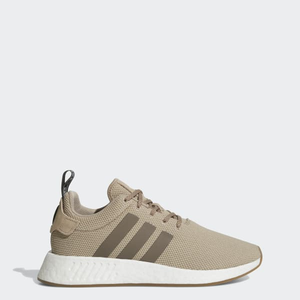 669163a9a adidas NMD R2 Shoes - Brown
