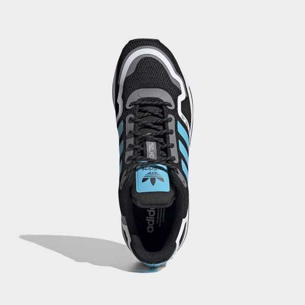 adidas originals heren zx 750 sneakers blauw