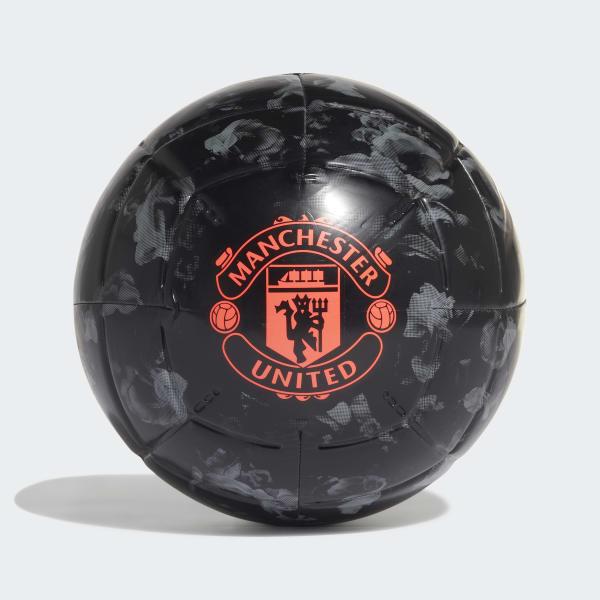Adidas Manchester United Capitano Ball Black Adidas Us