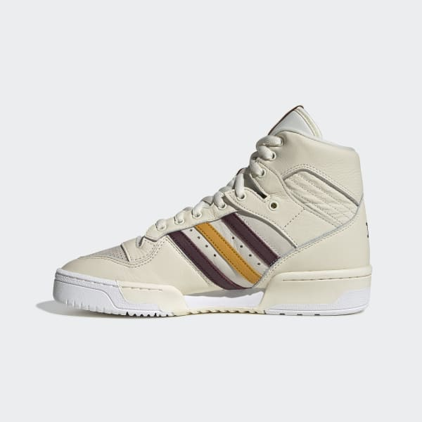 879131db05c adidas Eric Emanuel Rivalry Hi OG Shoes - White