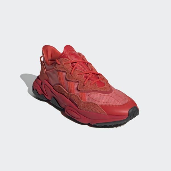adidas OZWEEGO Shoes - Burgundy | adidas US