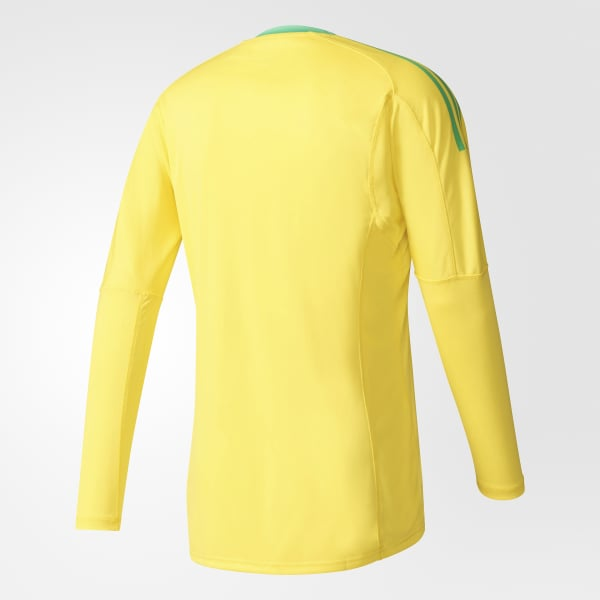 393e68248 adidas Revigo 17 Goalkeeper Jersey - Yellow | adidas US