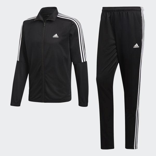 alabanza profundamente atlántico  adidas Polyester Tiro Tracksuit - Black | adidas Turkey