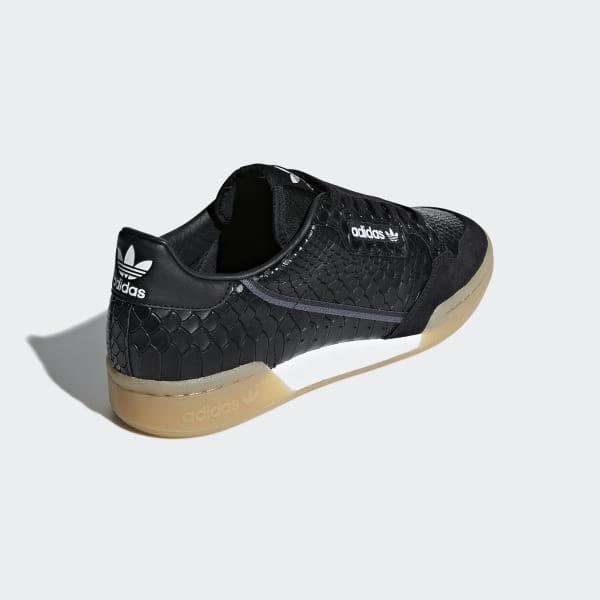 watch 0d64f 0fefa adidas Continental 80 Shoes - Black  adidas Finland