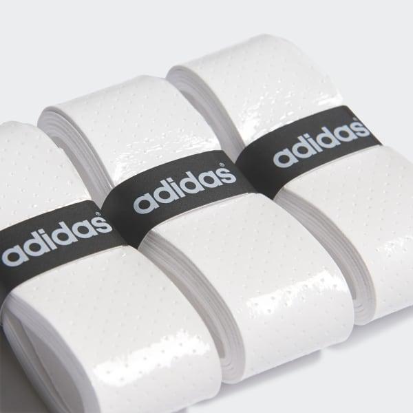 Estacionario Interacción Fuerza motriz  adidas Padel Overgrips - White   adidas Deutschland