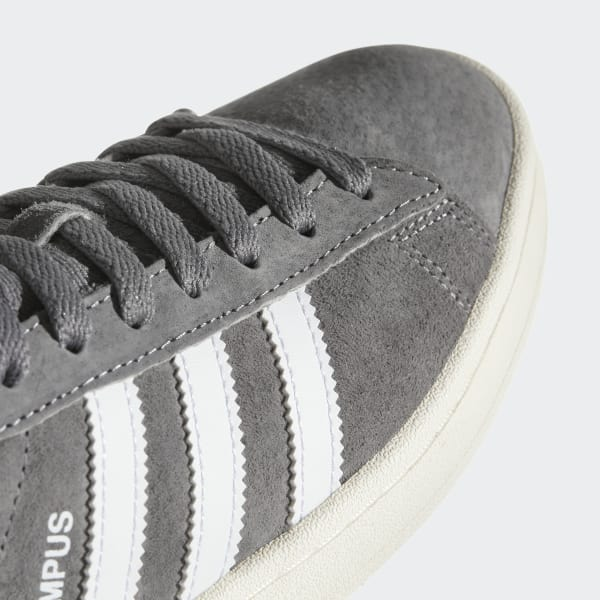 1b3b27516bb adidas Campus Shoes - Grey | adidas US
