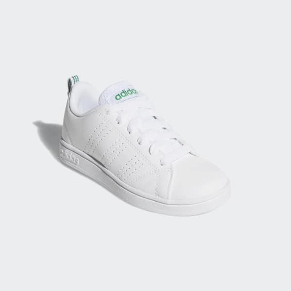 03ca0f3d26c95 adidas VS Advantage Clean Shoes - White