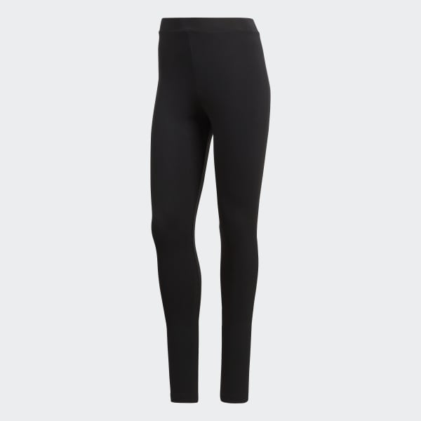 9d873dc5ea7 adidas Trefoil Leggings - Black | adidas New Zealand