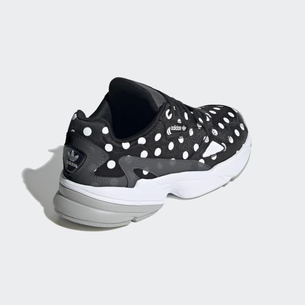 adidas donna scarpe falcon pois