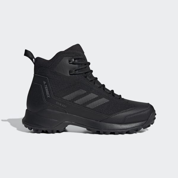 20b1063efcb adidas Terrex Heron Mid CW CP Boots - Black | adidas US