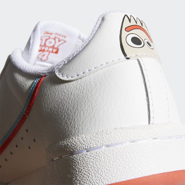 X TOY 80'S adidas CONTINENTAL STORY 4FORKY Whiteadidas US 1FuKJcTl35