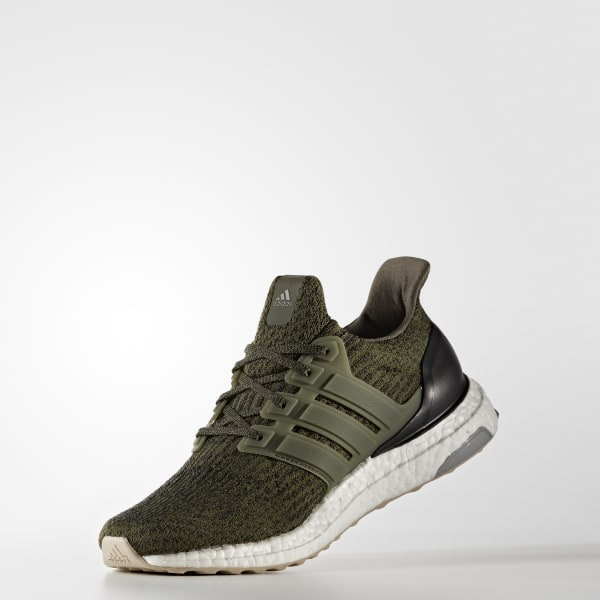 4bd76628a adidas Ultra Boost Shoes - Green