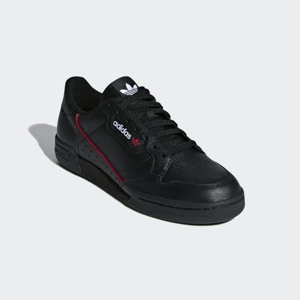 adidas continental 80 schwarz