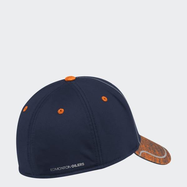 Oilers Flex Draft Hat