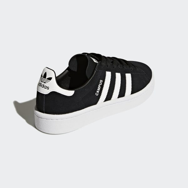 check out 73d86 f31b2 adidas Campus Shoes - Black  adidas UK