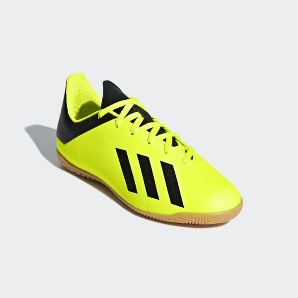 Calzado de Fútbol X Tango 18.4 Superficies Interiores Niño