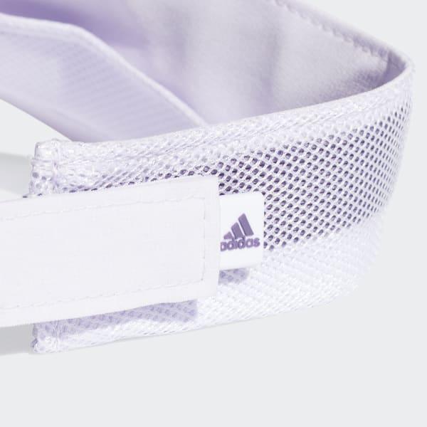 adidas VISOR A.RDY Fioletowy | adidas Poland