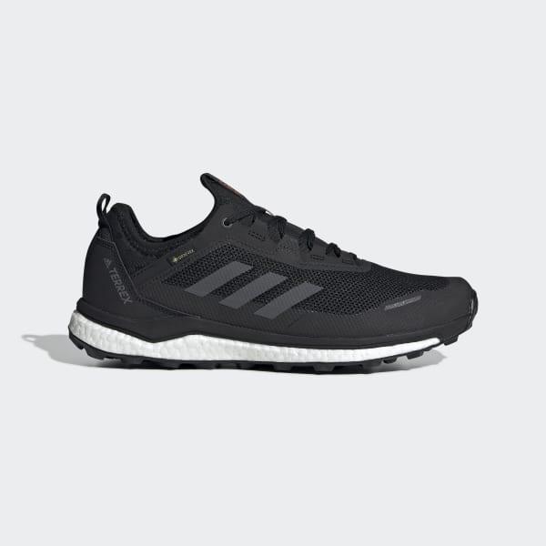 adidas TERREX Agravic Flow GORE TEX Trailrunning Schuh Blau   adidas Deutschland
