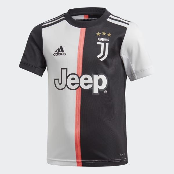 newest 55899 0f6fd adidas Juventus Home Mini Kit - Black | adidas Belgium