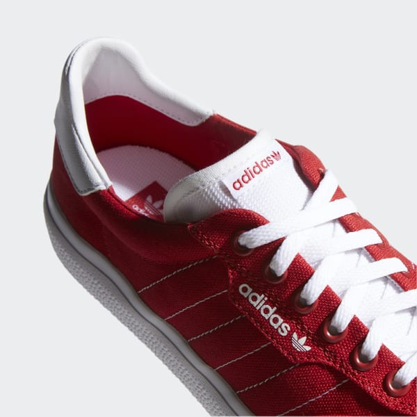 adidas 3MC Shoes - Red | adidas US