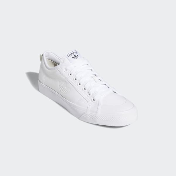 adidas Nizza Trefoil Shoes - White